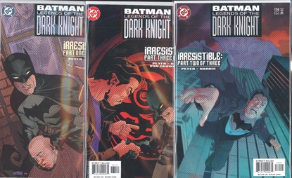 Picture of BATMAN LEGENDS OF THE DARK KNIGHT #169-171 SET
