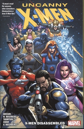 Picture of UNCANNY X-MEN TP VOL 01 X-MEN DISASSEMBLED