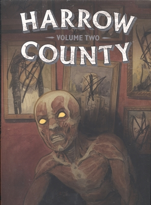 Picture of HARROW COUNTY LIBRARY EDITION HC VOL 02