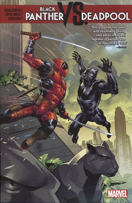 Picture of BLACK PANTHER VS DEADPOOL TP