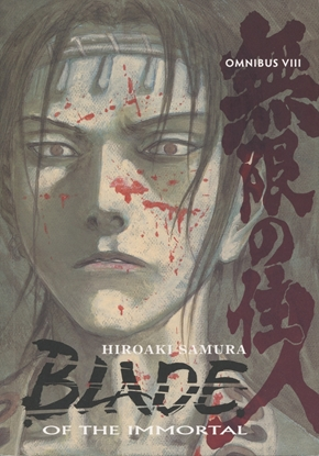 Picture of BLADE OF IMMORTAL OMNIBUS TP VOL 08