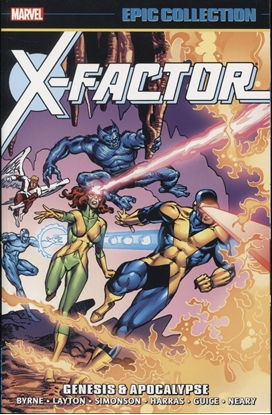 Picture of X-FACTOR EPIC COLLECTION TPB GENESIS AND APOCALYPSE