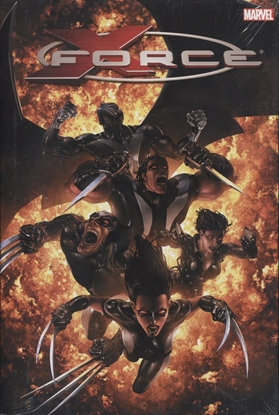 Picture of X-FORCE HC VOL 02