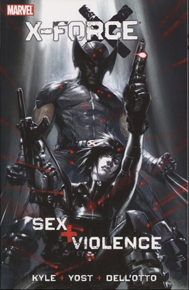 Picture of X-FORCE TPB SEX AND VIOLENCE