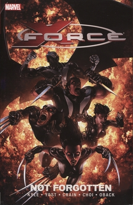 Picture of X-FORCE TPB VOL 03 NOT FORGOTTEN