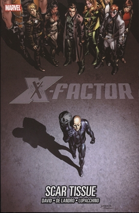 Picture of X-FACTOR TPB VOL 12 SCAR TISSUE