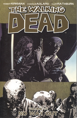 Picture of WALKING DEAD TP VOL 14 NO WAY OUT (MR)