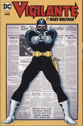 Picture of VIGILANTE BY MARV WOLFMAN TPB VOL 1