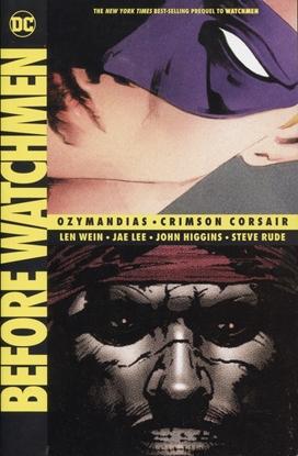 Picture of BEFORE WATCHMEN OZYMANDIAS CRIMSON CORSAIR TPB