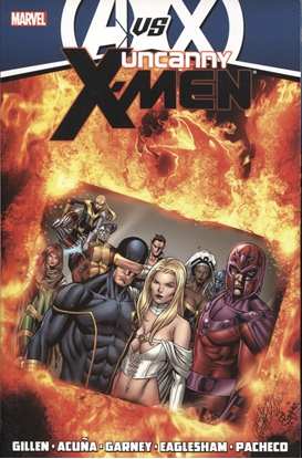 Picture of UNCANNY X-MEN BY KIERON GILLEN TPB VOL 04 AVX
