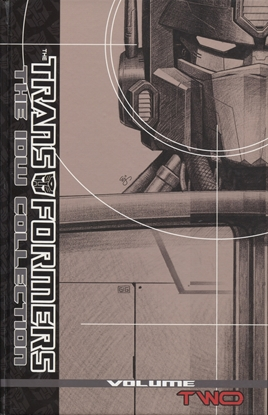 Picture of TRANSFORMERS IDW COLLECTION HC VOL 02