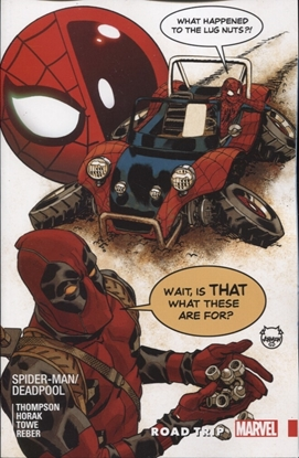 Picture of SPIDER-MAN DEADPOOL TP VOL 08 ROAD TRIP