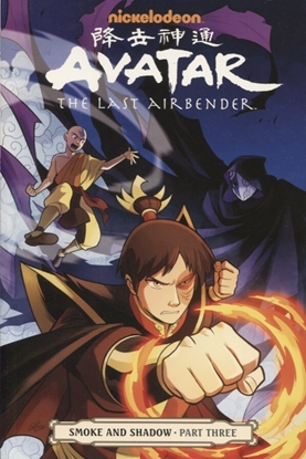 Picture of AVATAR LAST AIRBENDER TP VOL 12 SMOKE & SHADOW PART 3