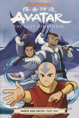 Picture of AVATAR LAST AIRBENDER TP VOL 13 NORTH & SOUTH PART 1
