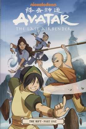 Picture of AVATAR LAST AIRBENDER TP VOL 07 RIFT PART 1