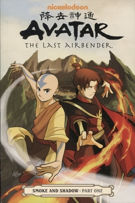 Picture of AVATAR LAST AIRBENDER TP VOL 10 SMOKE & SHADOW PART 1