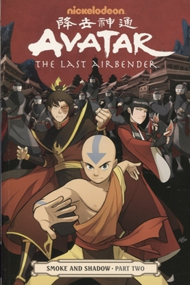Picture of AVATAR LAST AIRBENDER TP VOL 11 SMOKE & SHADOW PART 2