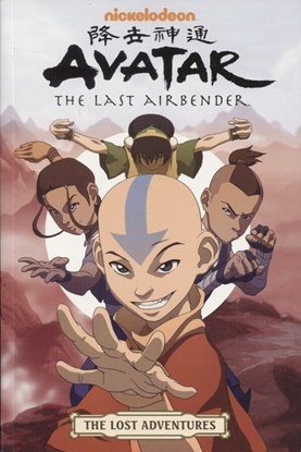 Picture of AVATAR LAST AIRBENDER LOST ADVENTURES TP VOL 01