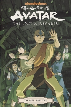 Picture of AVATAR LAST AIRBENDER TP VOL 08 RIFT PART 2