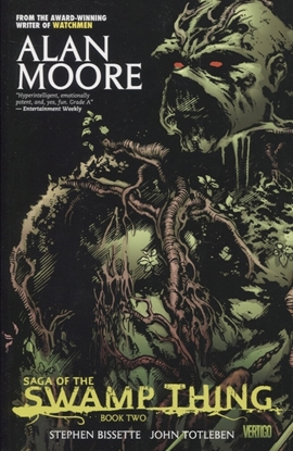 Picture of SAGA OF THE SWAMP THING TPB BOOK 2
