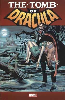 Picture of TOMB OF DRACULA TP VOL 01