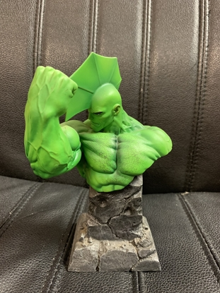 Picture of SAVAGE DRAGON BUST STATUE USED *NO BOX*
