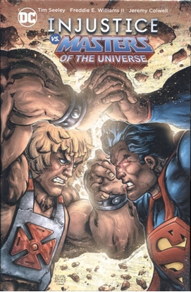 Picture of INJUSTICE VS MASTERS OF THE UNIVERSE HC