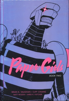Picture of PAPER GIRLS DELUXE EDITION HC VOL 2