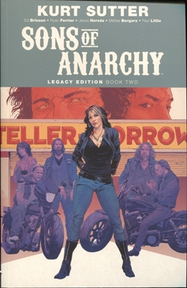 Picture of SONS OF ANARCHY LEGACY ED TP VOL 02 (MR)