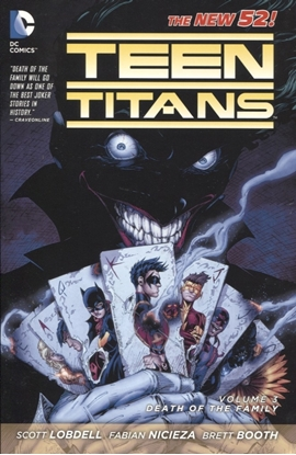 Picture of TEEN TITANS TP VOL 03 DEATH OF THE FAMILY (N52)