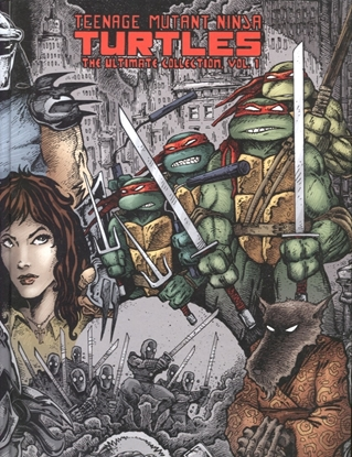 Picture of TMNT ULTIMATE COLLECTION HC VOL 01