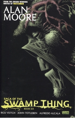 Picture of SAGA OF THE SWAMP THING TPB BOOK 6