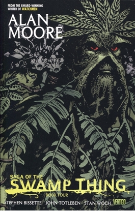 Picture of SAGA OF THE SWAMP THING TPB BOOK 4