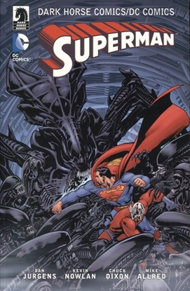 Picture of DARK HORSE COMICS DC SUPERMAN COMPLETE TP
