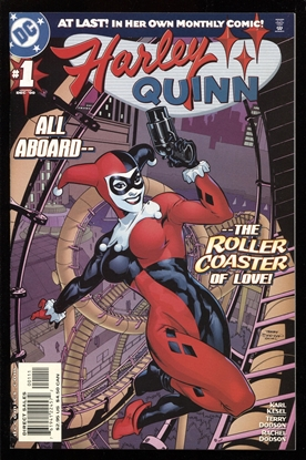 Picture of HARLEY QUINN (2000) #1 9.4 NM