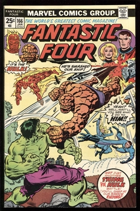Picture of FANTASTIC FOUR (1961) #166 9.0 VF/NM