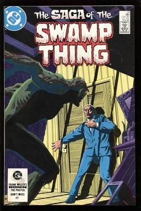 Picture of SWAMP THING (1972) #21 6.0 FN