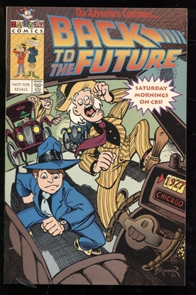 Picture of BACK TO THE FUTURE SPECIAL (1991) #1 9.4 NM