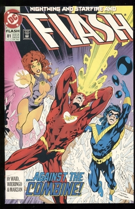Picture of FLASH (1987) #81 9.6 NM+
