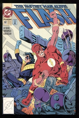 Picture of FLASH (1987) #82 9.6 NM+