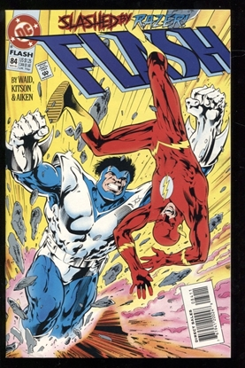 Picture of FLASH (1987) #84 9.6 NM+