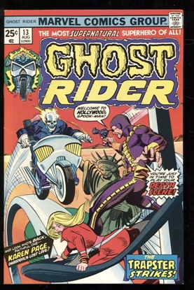 Picture of GHOST RIDER (1973) #13 9.2 NM-