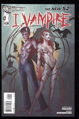 Picture of I VAMPIRE (2011) (N52) #1 9.4 NM