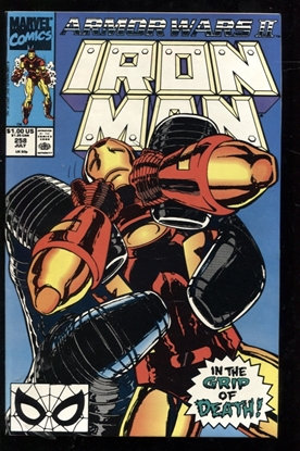 Picture of IRON MAN (1968) #258 9.4 NM