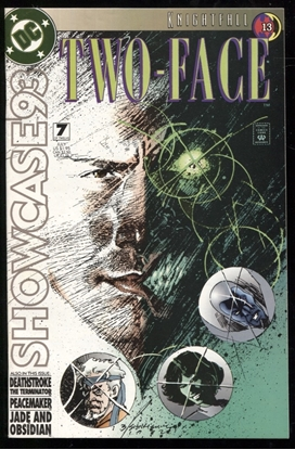 Picture of SHOWCASE 93 (1993) #7 9.0 VF/NM