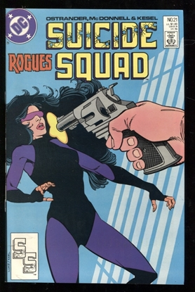 Picture of SUICIDE SQUAD (1987) #21 9.6 NM+