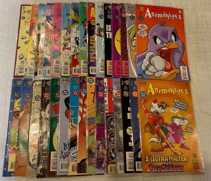 Picture of ANIMANIACS #1-59 + CHRISTMAS SPECIAL SET VF/NM