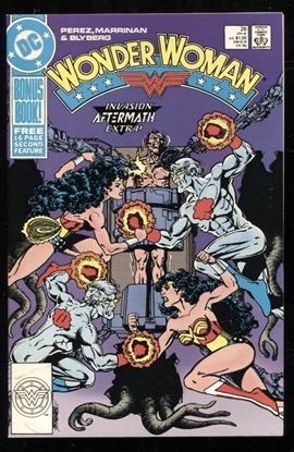 Picture of WONDER WOMAN (1987) #26 9.6 NM+