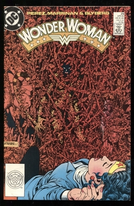 Picture of WONDER WOMAN (1987) #29 9.6 NM+