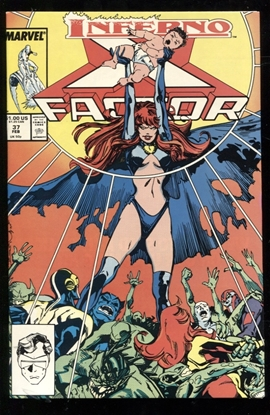 Picture of X-FACTOR (1986) #37 9.6 NM+